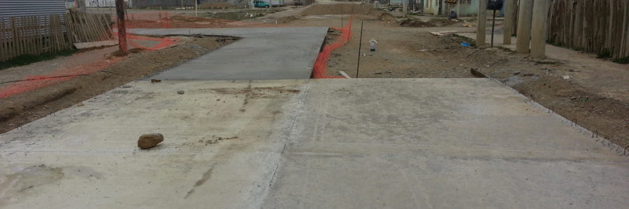 Pavimentación Itati