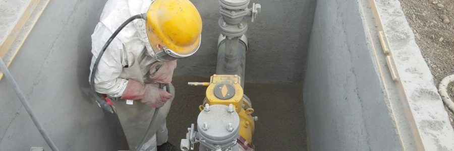 Armados de cámaras protectoras de válvulas de gas